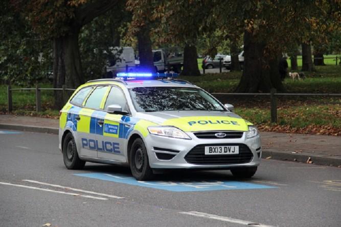 полиция Клэпхем