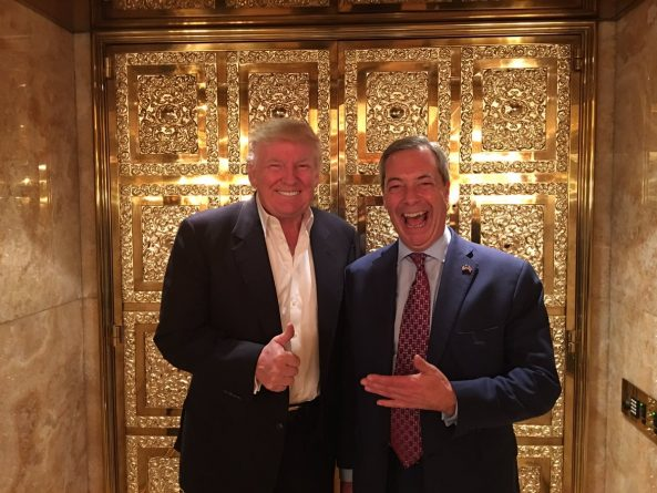 Trump&Farage