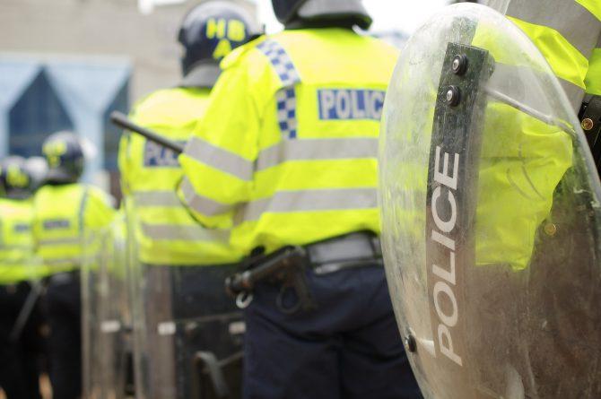Полиция Бирмингема