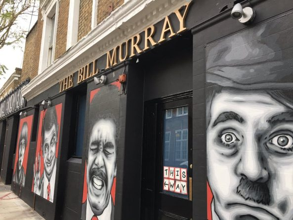 The Bill Murray pub