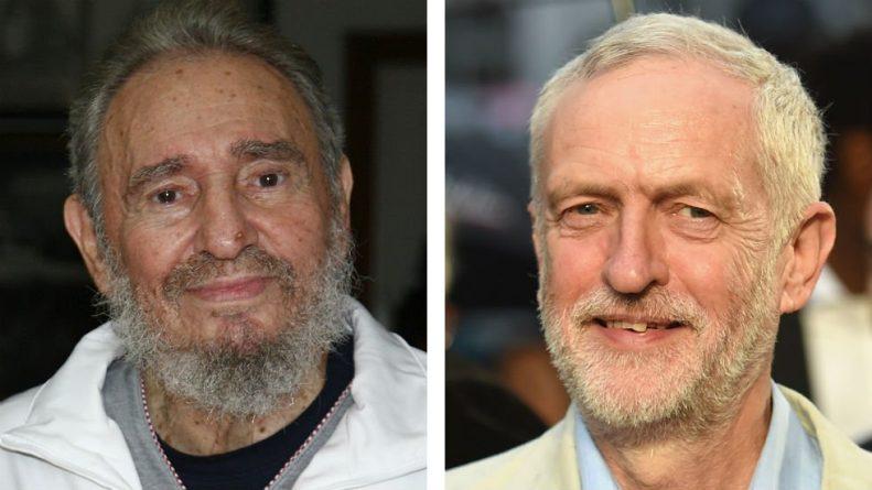 corbyn/castro