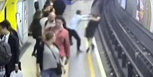 tube fight